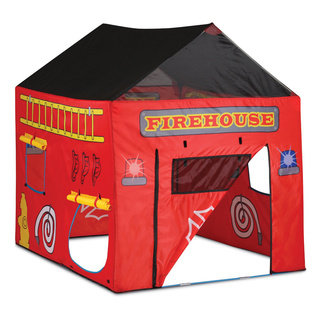 Pacific Play Tents Firehouse - House Tent