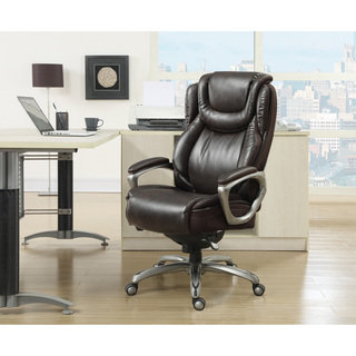 Serta Big & Tall Harmony Smart Layers Executive Office Chair