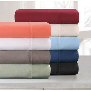 Superior Cotton 800 Thread Count Solid Deep Pocket Sheet Set