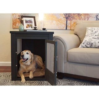 New Age Pet ecoFLEX Dog Crate-Kennel/ End Table