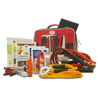 Wise Company Ultimate Auto Emergency Kit