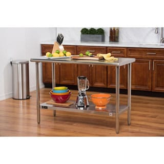 Trinity EcoStorage Stainless Steel Table