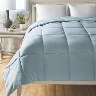 Cheer Collection All Season Down Alternative Hypoallergenic Comforter