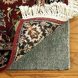 Con-Tact Brand Super Movenot Premium Reversible Felt Rug Pad for Hard Surfaces and Carpet 2' x 8')