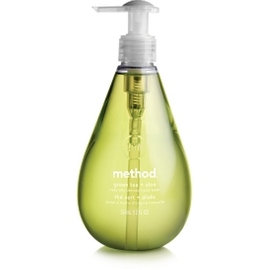 Method Gel Hand Wash, Green Tea + Aloe 12 oz
