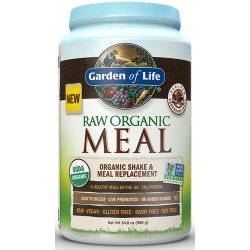 Garden of Life Raw Organic Meal Chocolate 34.8 oz. (986 Grams)
